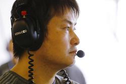 Kenji Nakano, Jefe de mecánicos de Honda, McLaren-Honda
