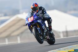 #11 Yamaha: Hugo Clere