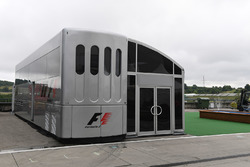 Motorhome de F1