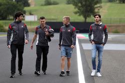 Кевін Магнуссен, Антоніо Джовінацці, Haas F1