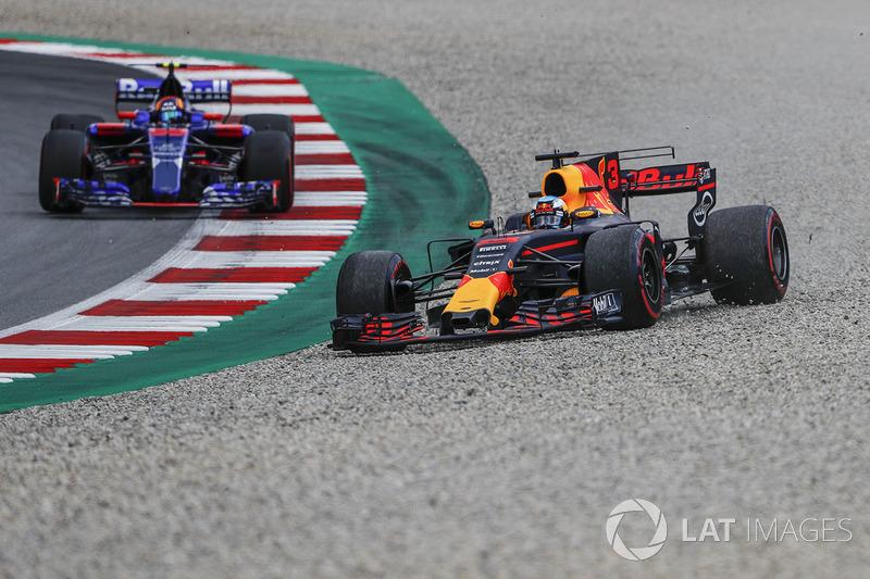 Toro Rosso опередит Red Bull в Кубке конструкторов