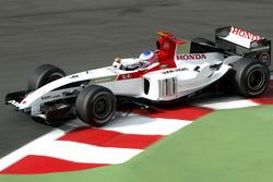 Jenson Button, BAR