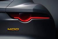 Jaguar F-Type 400 Sport detail