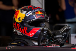 Helmet of Max Verstappen