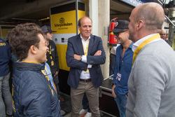 Racing Team Nederland lors des Jumbo Racing Days