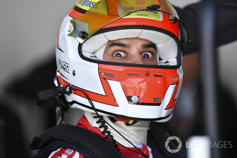 Бывшие пилоты Формулы 1: Фелипе Наср