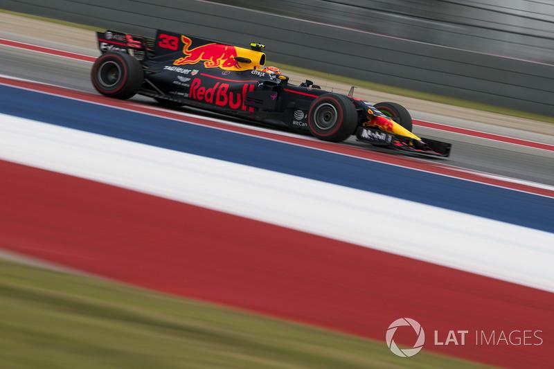 16. Макс Ферстаппен, Red Bull Racing