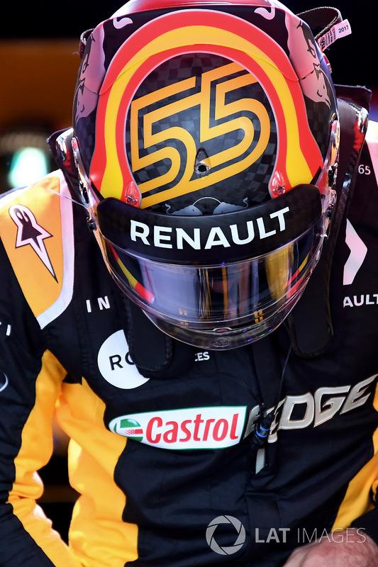 9. Карлос Сайнс-мол., Renault Sport F1 Team RS17 - 54