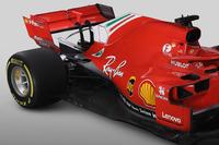 Ferrari SF71H arka detay