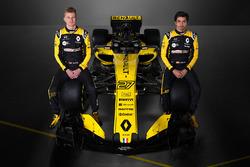 Ніко Хюлькенберг, Карлос Сайнс-мол., Renault F1 Team
