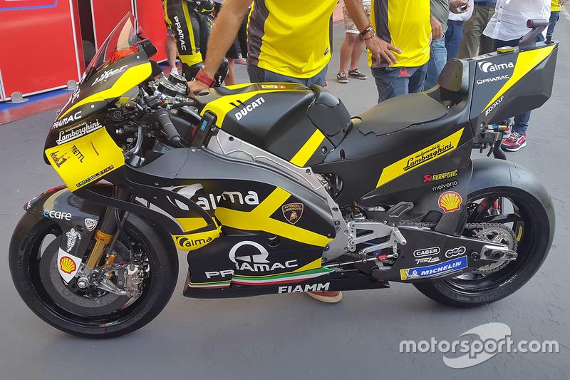 Livrea speciale Pramac Racing