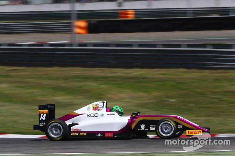 Итальянская Формула 4, I этап, Адрия