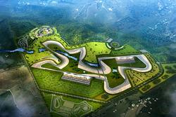 Concepto de diseño de Mount Panorama