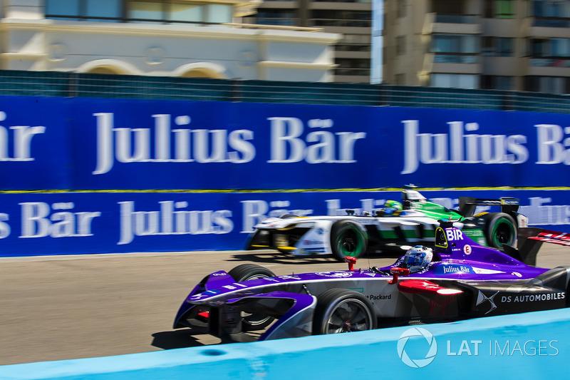 Sam Bird, DS Virgin Racing, Lucas di Grassi, Audi Sport ABT Schaeffler
