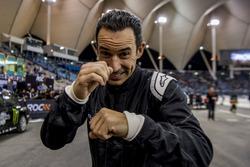 Helio Castroneves of Team Latin America