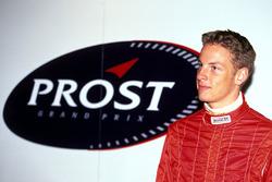 Jenson Button, Prost Grand Prix