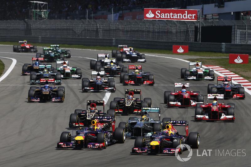 Mark Webber – GP da Alemanha de 2013
