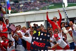 Siegerjubel: McLaren