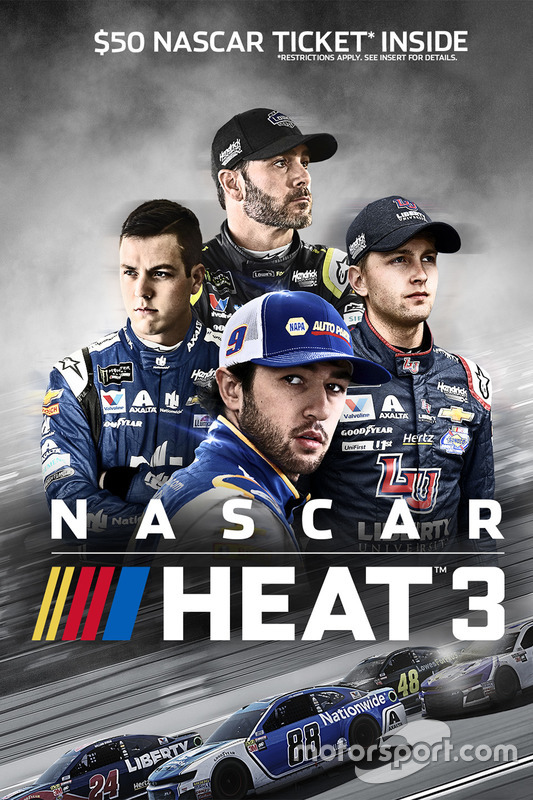 NASCAR Heat 3 oyunu