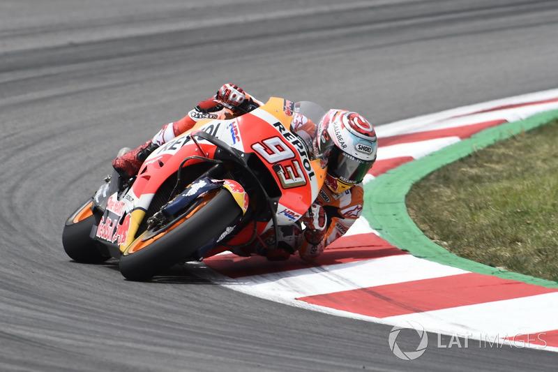 MotoGP Catalunya: Finis kedua