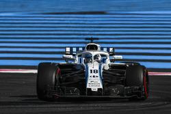 Lance Stroll, Williams FW41