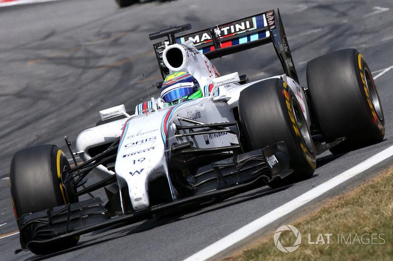 2014: Williams FW36 - 136 pontos, sétimo lugar no Mundial de Pilotos