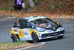 Martial Praz, Samantha Rossier, Renault Clio R3T, Atelier de la Tzoumaz