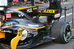 Renault Sport F1 Team RS17 rear wing