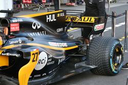 Renault Sport F1 Team RS17 achtervleugel