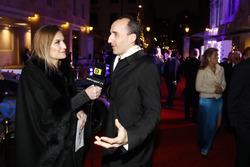 Julia Piquet entrevista a Robert Kubica