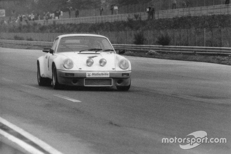 1976: Фриц Мюллер, Герберт Хехлер, Карл-Хайнц Квирин –Porsche 911 Carrera 3.0