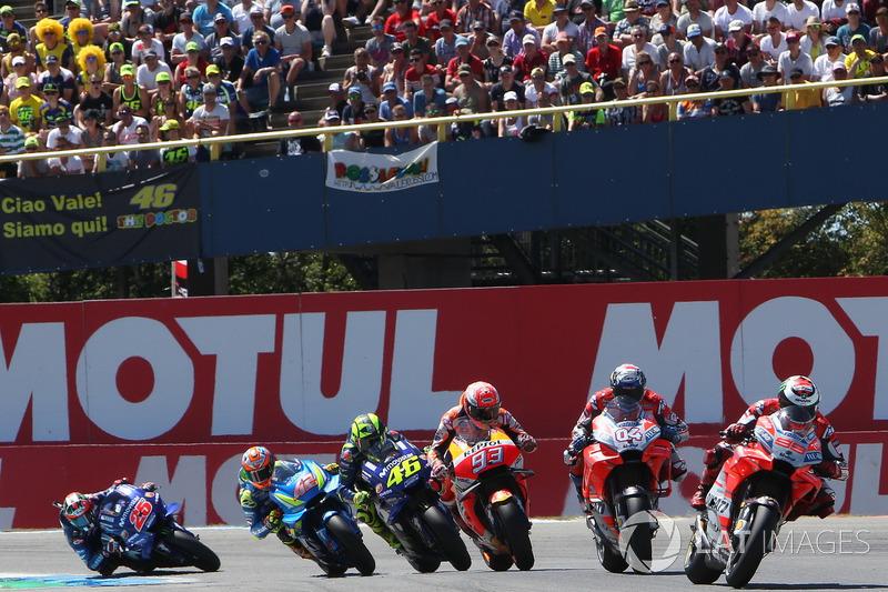 MotoGP Belanda: Menang