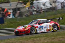 #31 Frikadelli Racing Team Porsche 911 GT3R: Norbert Siedler, Marco Seefried, Felipe Fernández Laser, Mathieu Jaminet