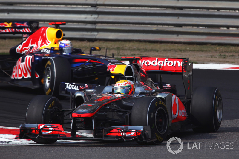Hamilton'ın en az lider gittiği yarış