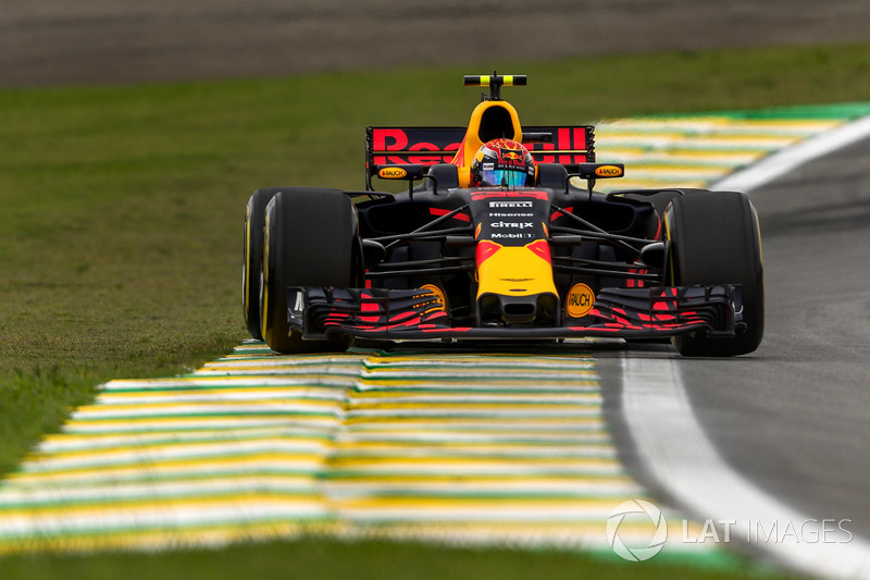 Max Verstappen reclamou do motor, mas é o quarto do grid