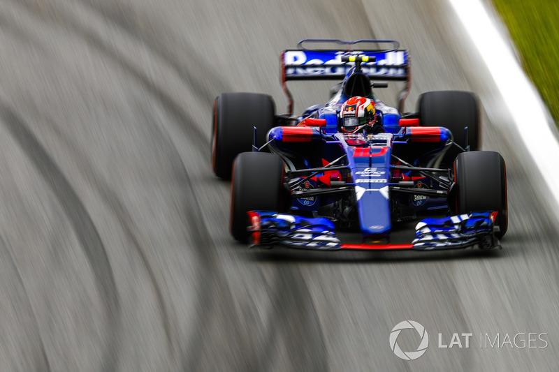 12. Pierre Gasly, Scuderia Toro Rosso STR12