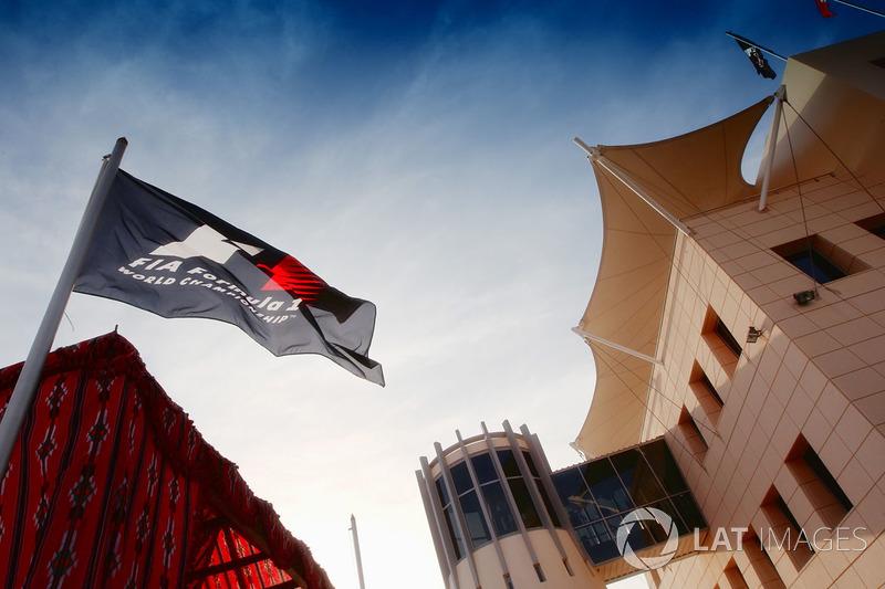 Гран При Бахрейна должен был открывать сезон Формулы 1 в 2011 году. Этап запланировали на 13 марта