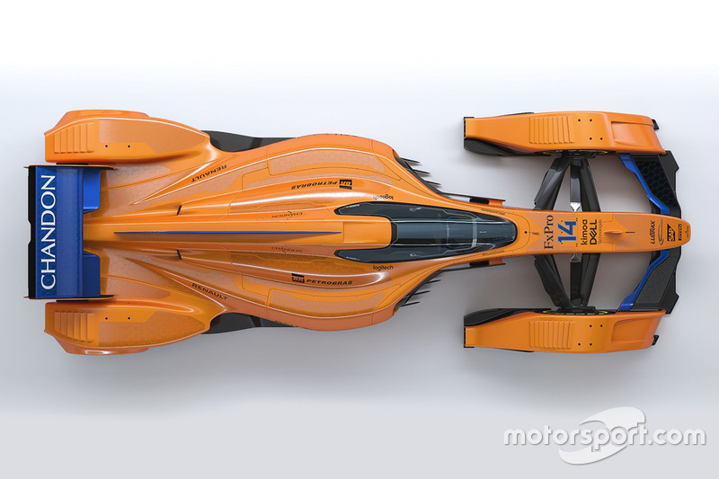 2018 マクラーレンX2コンセプト