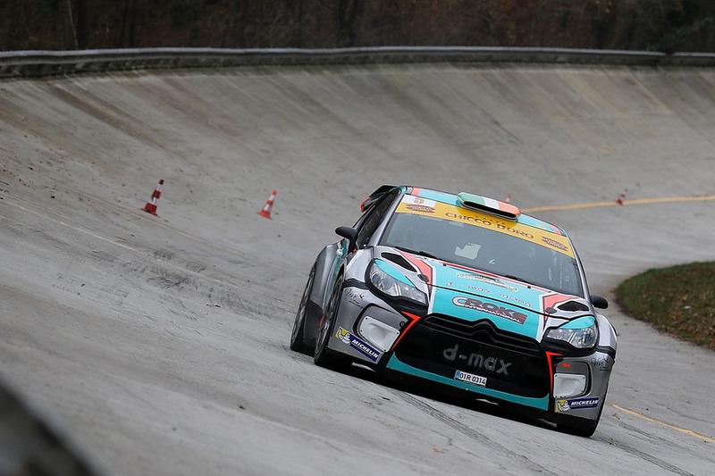 Craig Breen, Tamara Molinaro, Citroën DS WRC