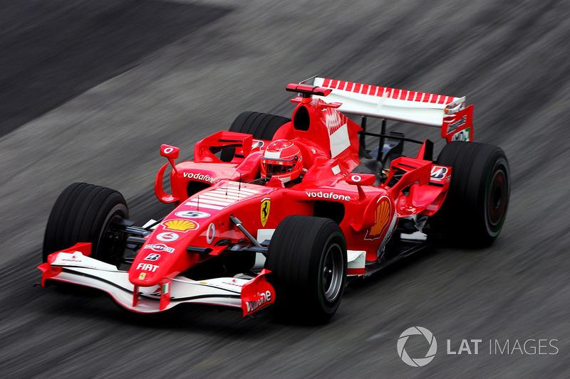 2006 : Ferrari 248 F1