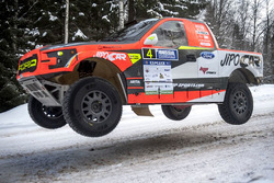 Мартин Прокоп и Ян Томанек, MP-Sports, Ford F150 Evo (№4)
