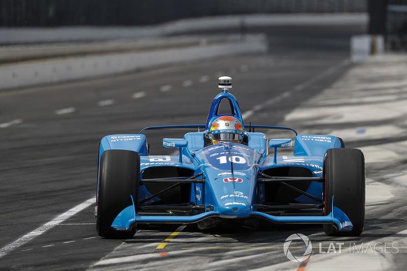29°: Ed Jones, Chip Ganassi Racing Honda