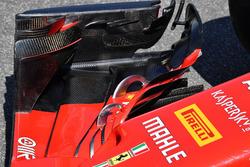 Aileron avant de la Ferrari SF71H