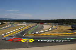 A view of the circuit