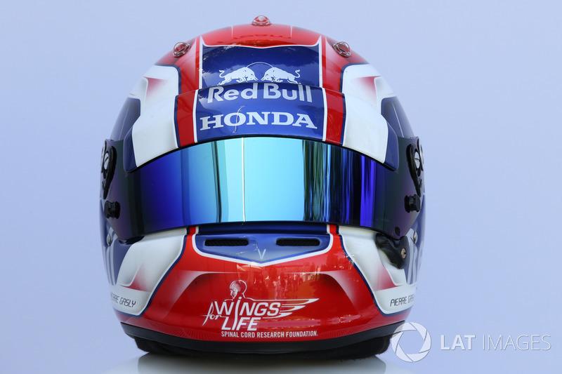 #10: Pierre Gasly, Toro Rosso
