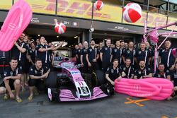 Force India anuncia Havaianas como patrocinador