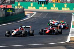 Simo Laaksonen, Campos Racing and Jake Hughes, ART Grand Prix