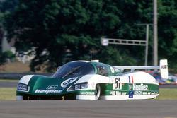 #51 WM Peugeot: Roger Dorchy, Claudi Haldi