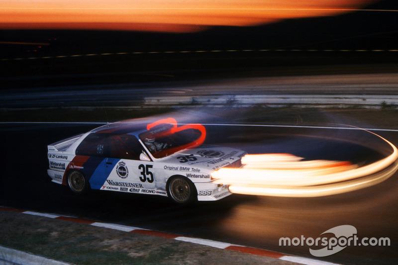 1989: Emanuele Pirro, Roberto Ravaglia, Fabien Giroix (BMW M3)