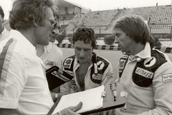 Patrick Depailler, Jacques Laffite, Ligier